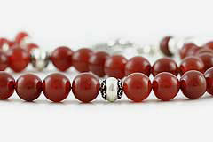 Agate Prayer Beads