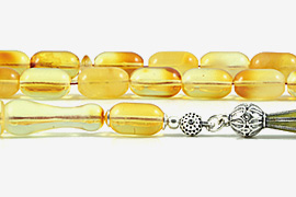 Baltic Amber Prayer Beads