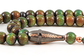 Emotion Stone Prayer Beads