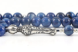 Kyanite Prayer Beads