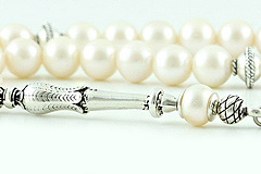 Pearl Prayer Beads