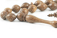 Teakwood Prayer Beads
