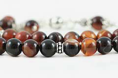 Yemen Agate Prayer Beads