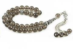 Smokey Quartz Prayer Beads