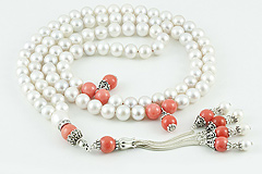 Pearl Prayer Beads (99)