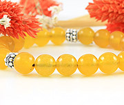 Honey Agate Bracelet