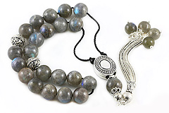 Labradorite Worry Beads