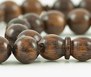 Snakewood Prayer Beads