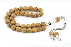 Chlorophora Tree Prayer Beads