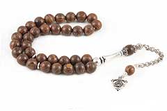 Red Sandalwood Prayer Beads