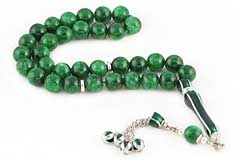 Jade Prayer Beads
