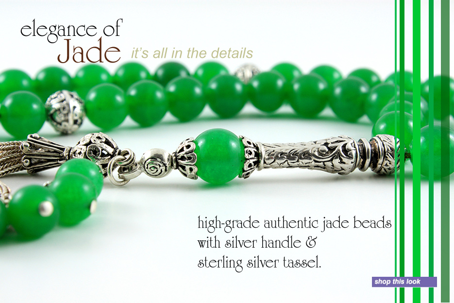 Elegance of Jade