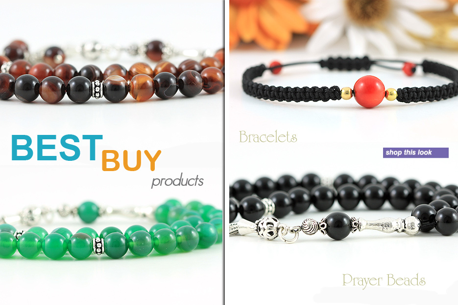 Best Buy Prayer Beads & Bracelets