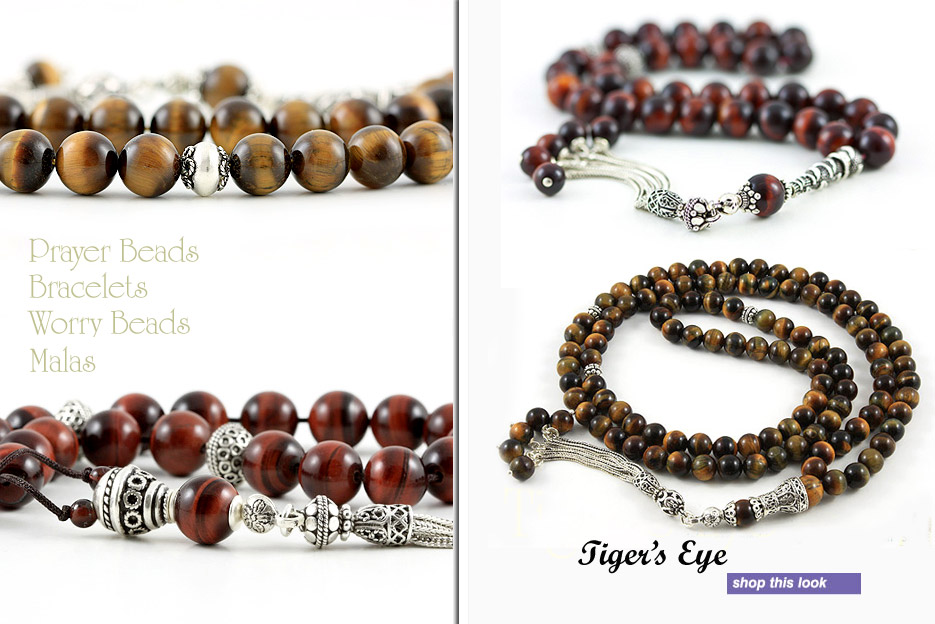 Elegance of Tiger's Eye
