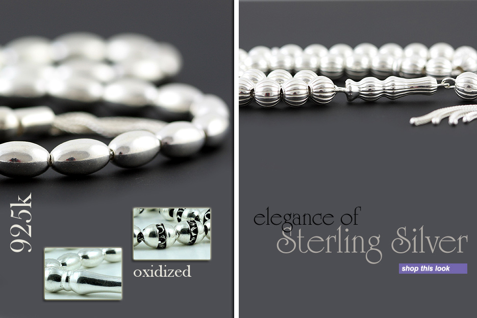Elegance of Sterling Silver